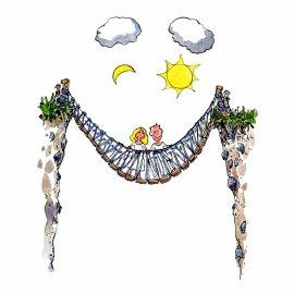 smiling-bridge-illustration-by-frits-ahlefeldt