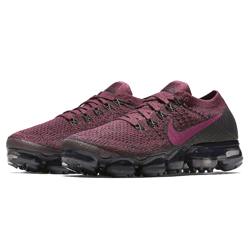 Original Authentic Nike Air VaporMax Flyknit Women's Breathable Running Shoes Outdoor Sports Comfortable Jogging 849557-605 – Hiking Pro