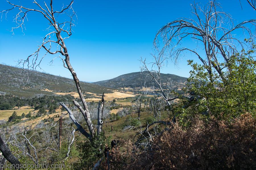 Stonewall Peak trail at Rancho Cuyamaca State Park
