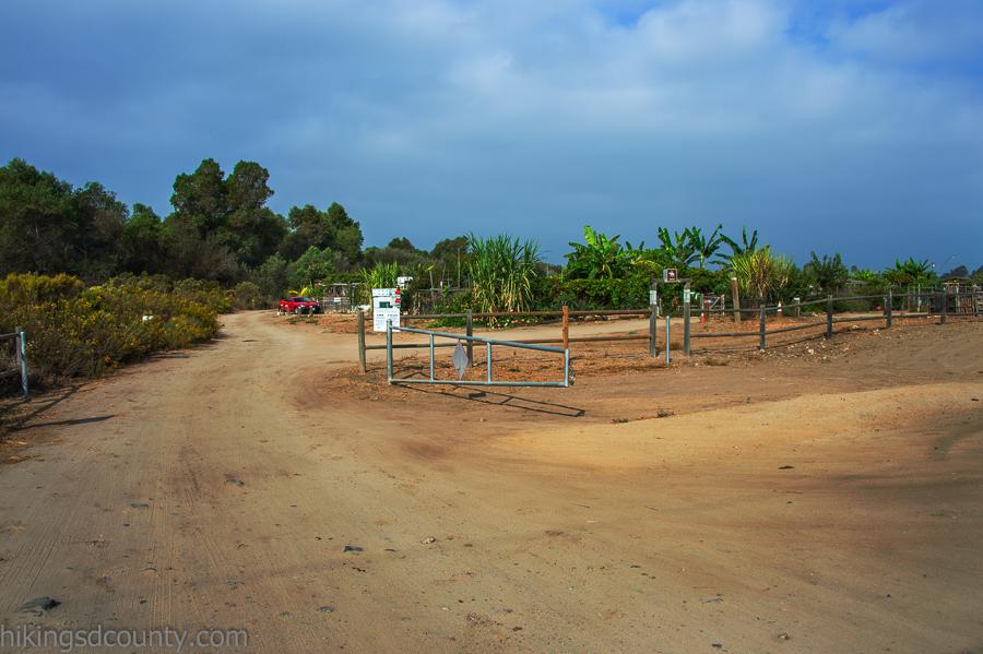 The Tijuana River Valley Regional Park Community Garden