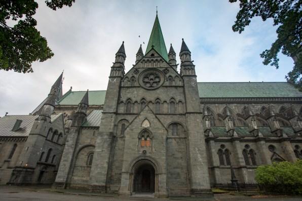 Nidaros Cathedral (Nidarosdomen or Nidaros Domkirke)