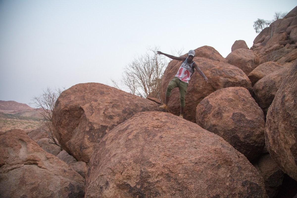 mg 2572 lr Camp Kipwe climb with Stanley