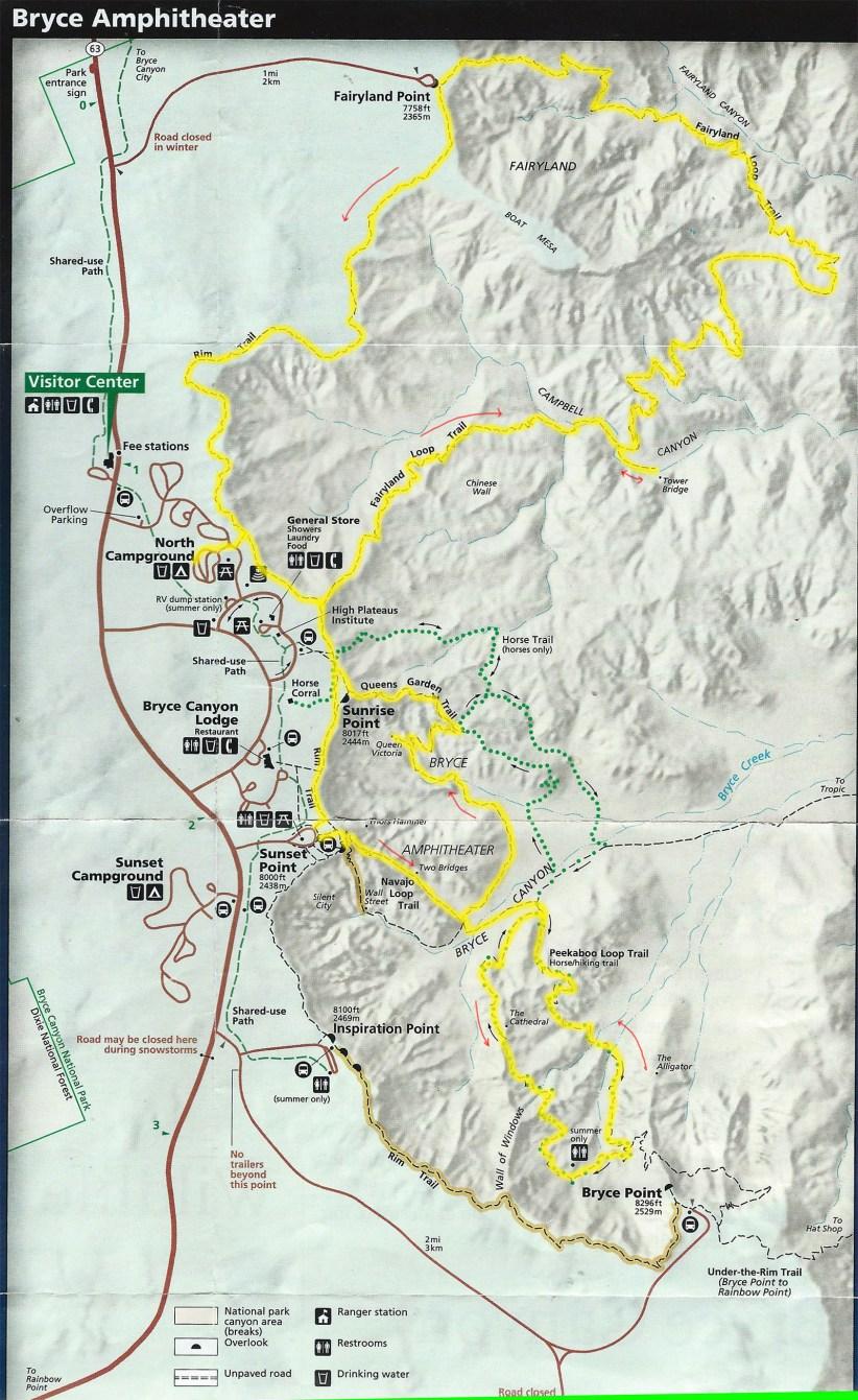 Map-BryceCanyon