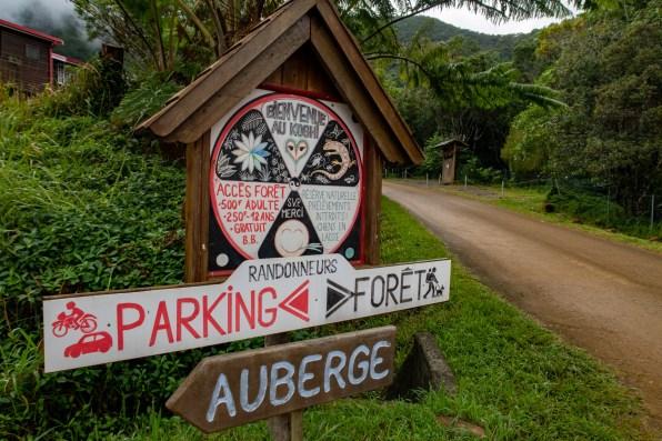 Pic Malaoui(New Caledonia)