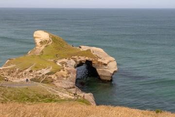 img 0541 lr Tunnel Beach (Dunedin)