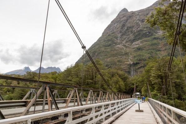 Tutoko Suspension Bridge