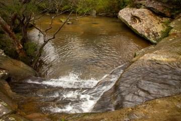 Piles Creek Cascades