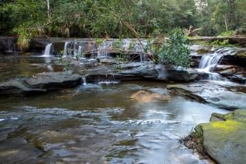 Carroll Creek Cascades