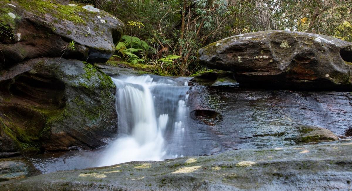 Carroll Creek Falls