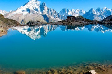lacblanc lr Lac Blanc (Chamonix)