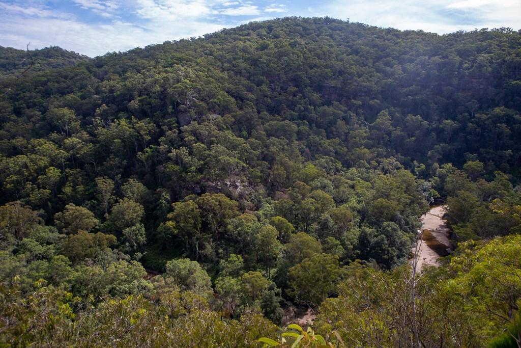 AWAT4282 LR Smugglers Ridge to Marramarra Ridge