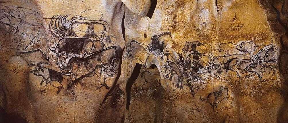 chauvetpansm Indigenous Rock Art