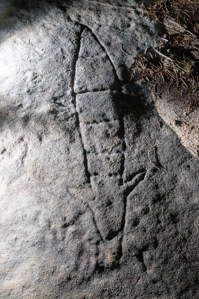 AWAT7154 LR Resolute Track Aboriginal engraving sites