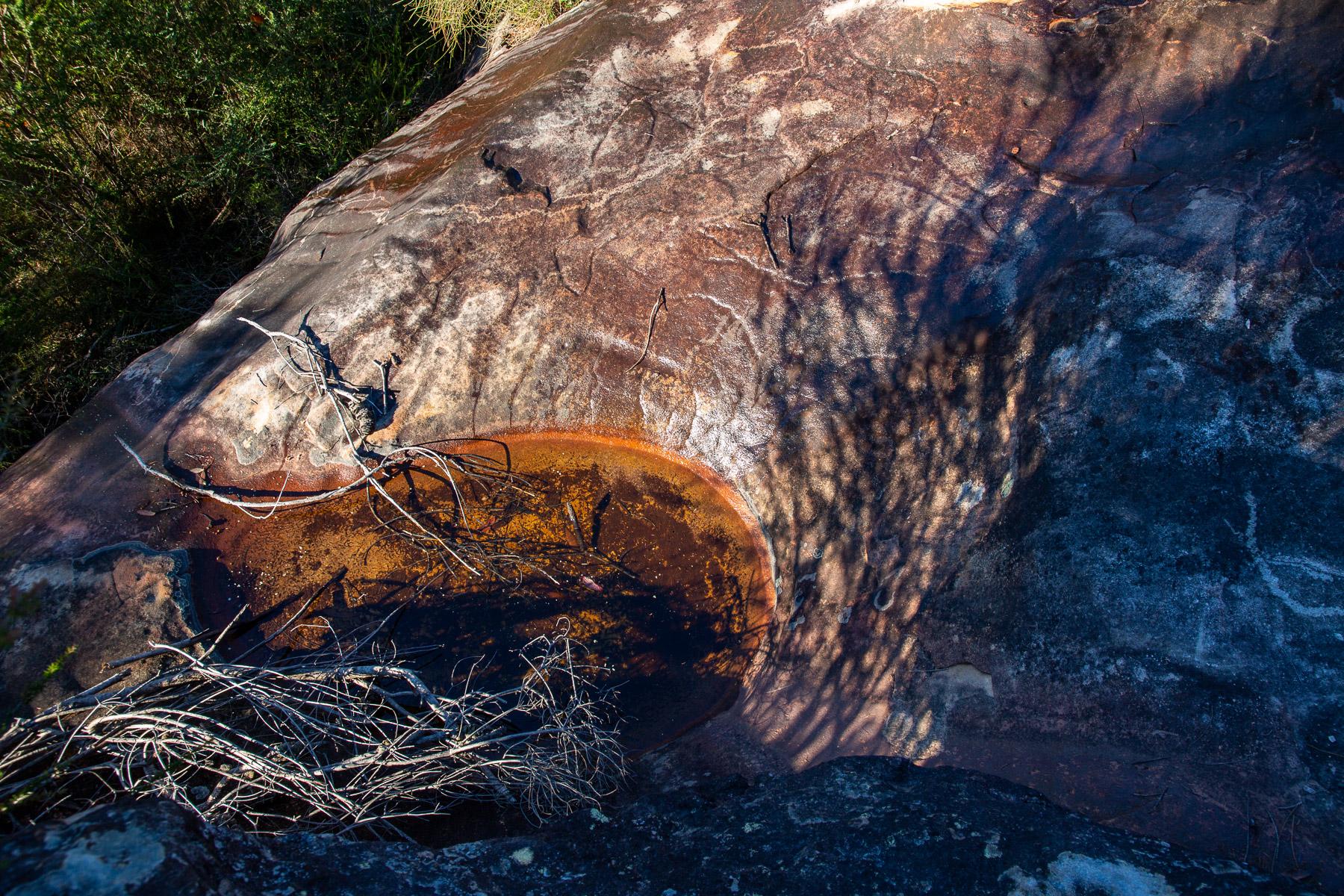 AWAT8349 LR Mount Murray Anderson West - Waterhole