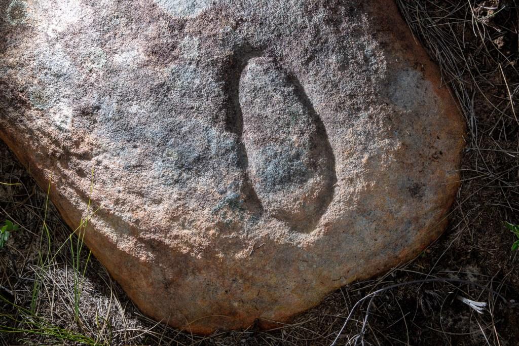 AWAT9852 LR Resolute Track Aboriginal engraving sites