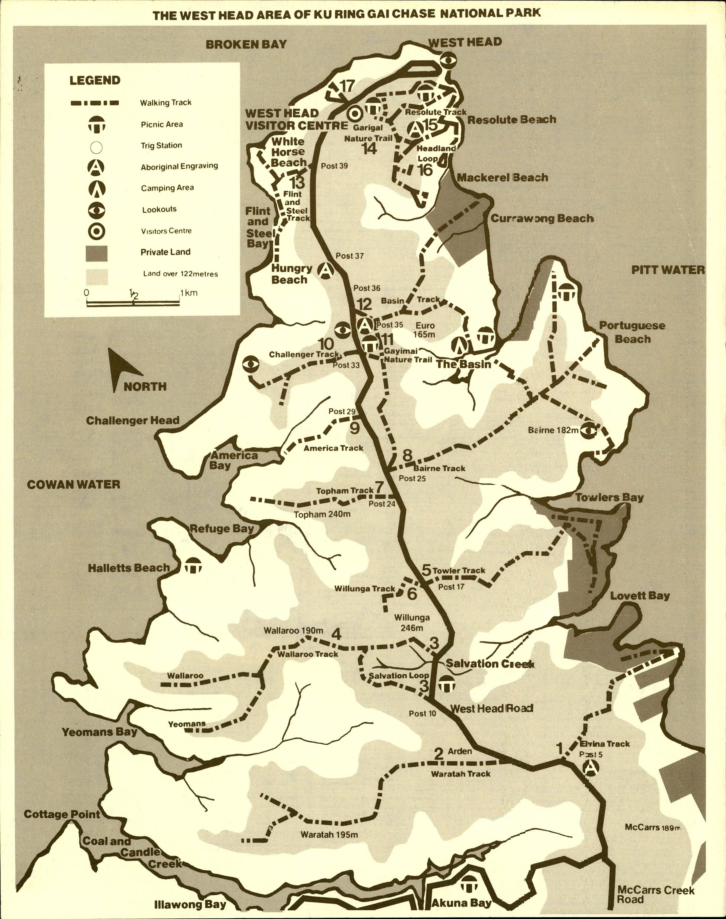 Ku Ring Gai Chase S601365000.pdf.00075 Guide to West Head bushwalks