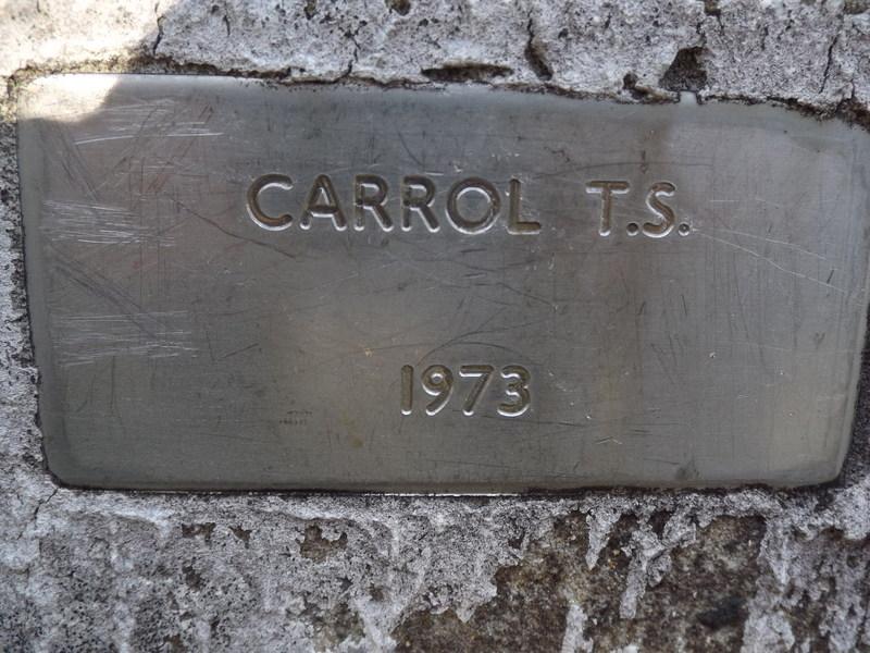 73414541369 Carrol Trig station