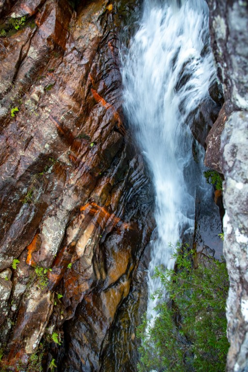 Lower Gledhill Falls