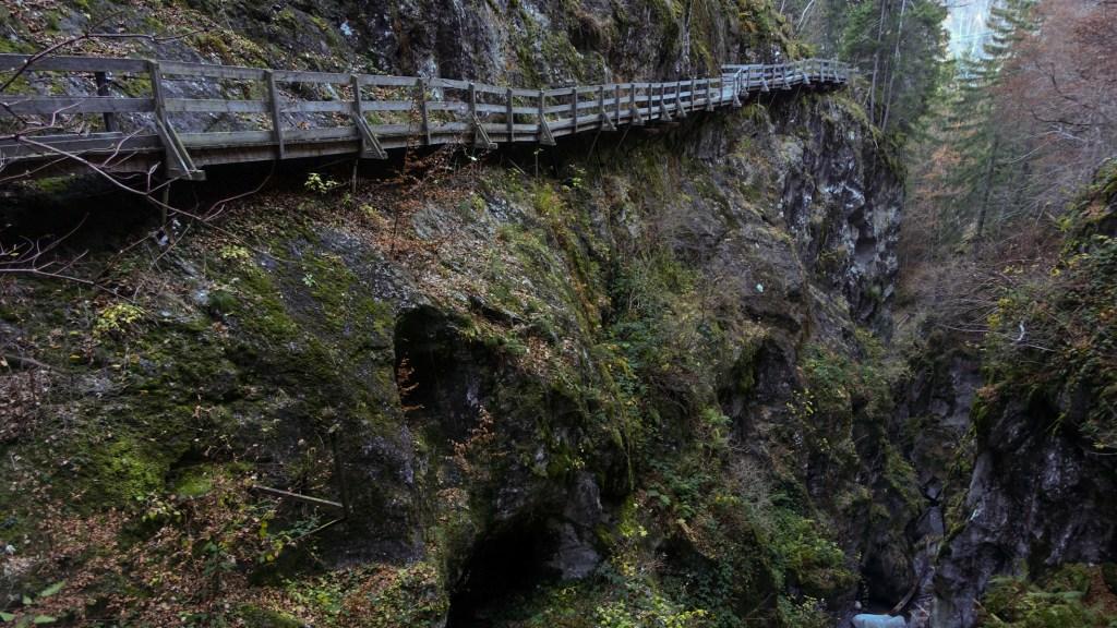 Les Gorges Mystérieuses de la Tête-Noire
