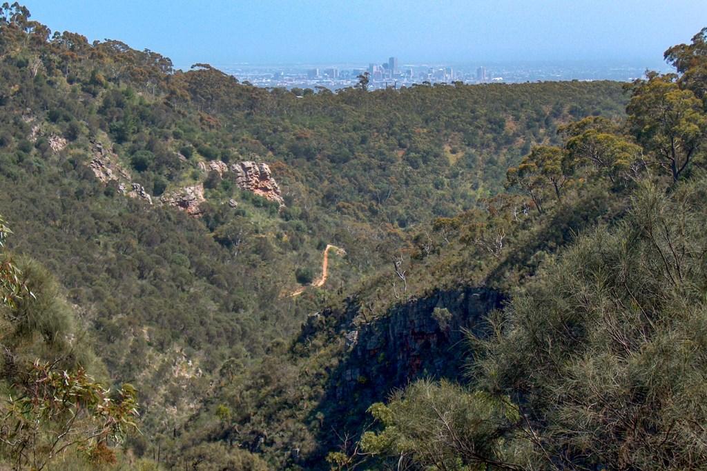 HPIM4340 LR Yurrebilla Trail (Norton Summit to Morialta)