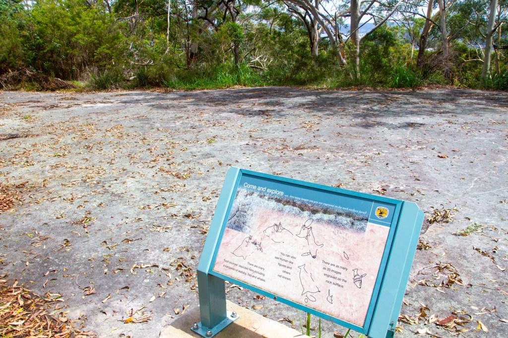 Daleys Point Aboriginal Site