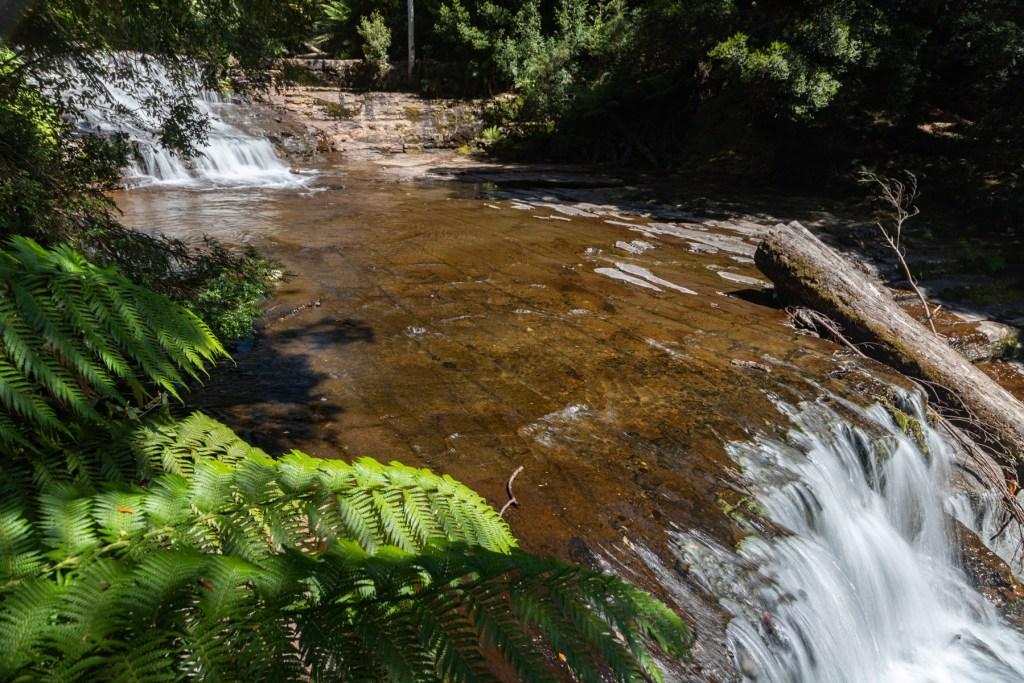 Alexandra Falls and Hopetoun Falls