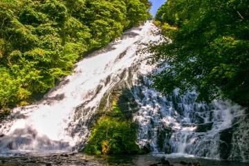 IMG 4632 LR Yu Waterfall (湯滝, Yudaki Falls)