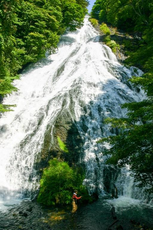 IMG 4640 LR Yu Waterfall (湯滝, Yudaki Falls)