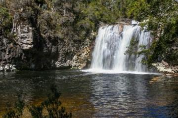Pencil Pine Falls (Cradle Mountain)