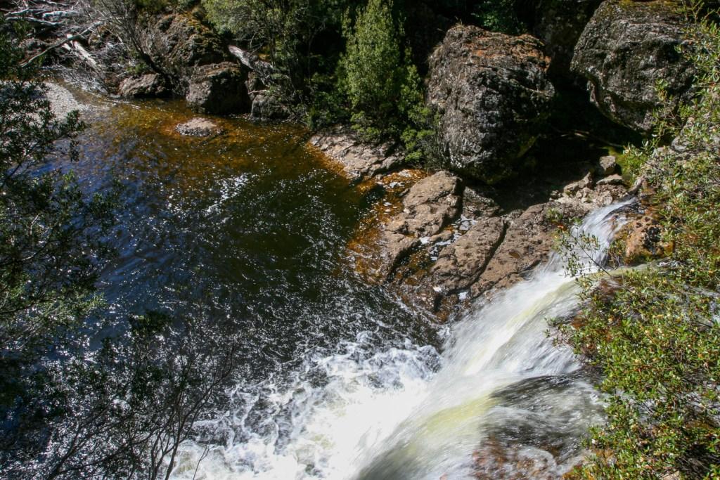Knyvet Falls (Cradle Mountain)