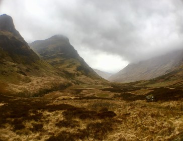 The Lost Valley - Glencoe