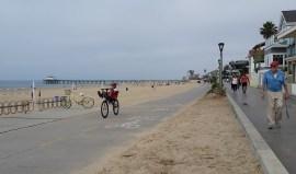 Manhattan Beach Strand & Bike Trail