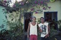 Ekipa vesela ;) - Trancoso Quadrado, Bahia 1997.