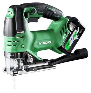 Hikoki Shop Hikoki 36V Akku Stichsäge (Brushless) (Bügelgriff) CJ36DA(2.5) (HSC III) (Brushless)