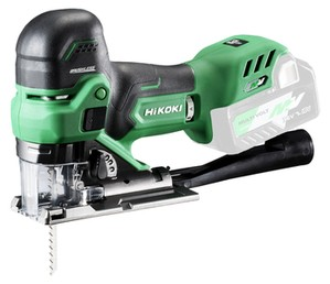Hikoki Shop Hikoki 36V Akku Stichsäge (Brushless) (Stabform) CJ36DB(Basic) (HSC II)
