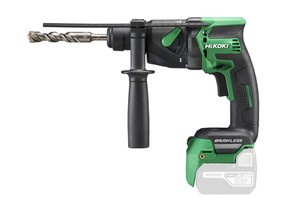 Hikoki Shop Hikoki 18V Akku Bohrhammer (Brushless) DH18DPB(Basic) (HSC II)