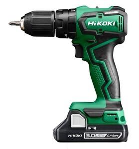 Hikoki Shop Hikoki 18V Akku Schlagbohrschrauber (Brushless) DV18DD(3.0) (HSC II)