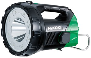 Hikoki Shop Hikoki 14,4/18V Akku LED Baustellenstrahler UB18DA(Basic) (Karton)