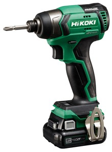 Hikoki Shop Hikoki 12V Peak Akku Schlagschrauber(Brushless) WH12DD(4.0) (HSC II)