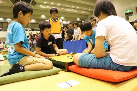 第31回カロム日本選手権大会~カロムをやらない理由がみつからない!そだね~!」を開催いたしました