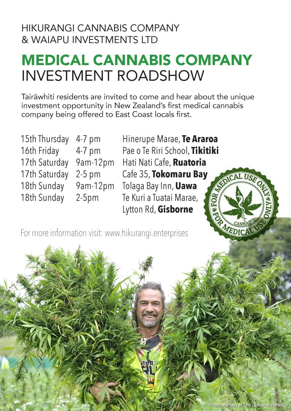 Roadshow Poster