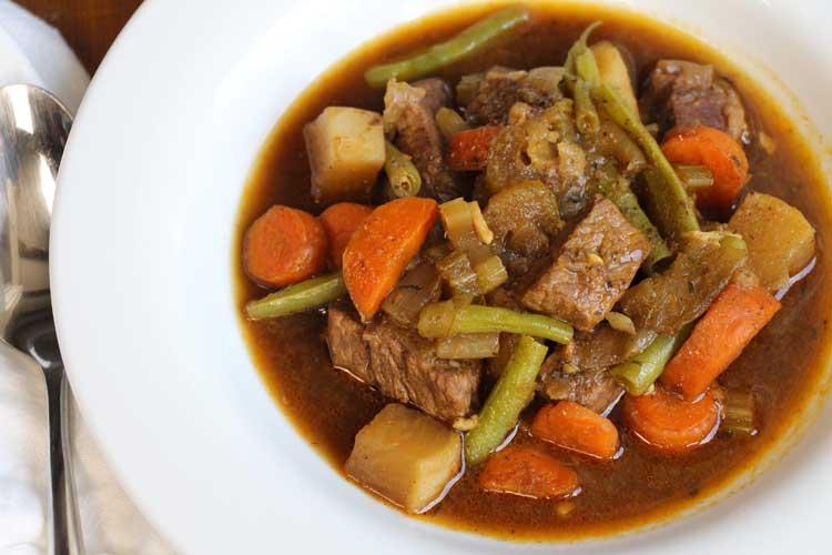 Vegetable Beef Stew  Hilah Cooking