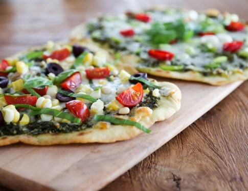 Image result for flatbread pizza