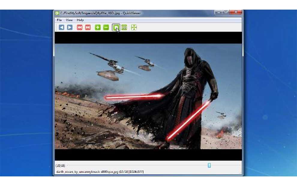 Taşınabilir Resim Görüntüleme Programı Windows