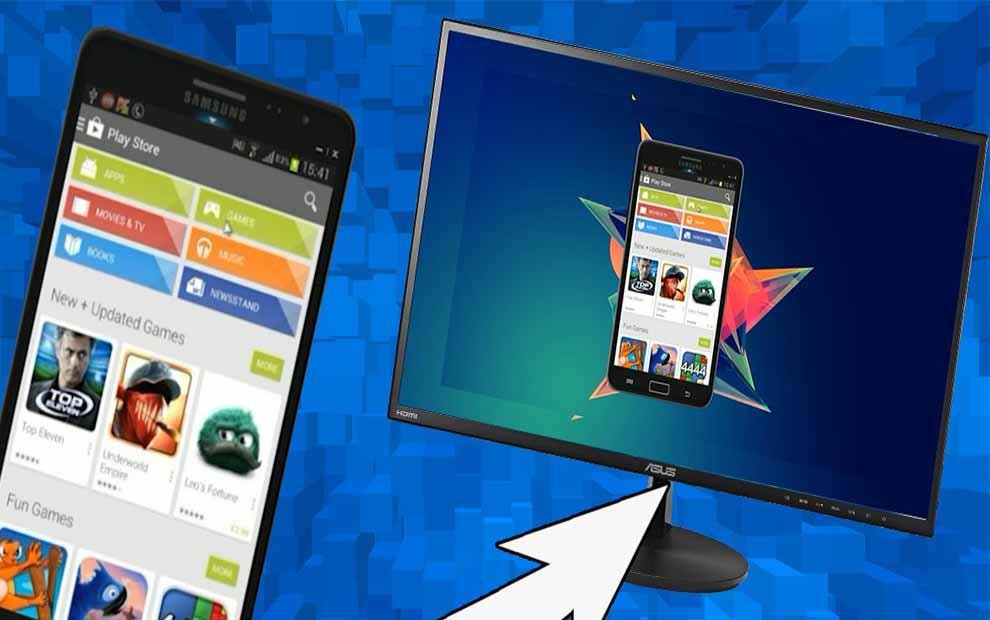 Android Telefonları Bilgisayar ÜzerindenKontrol Etme