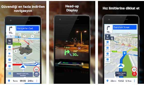 en iyi navigasyon uygulaması android