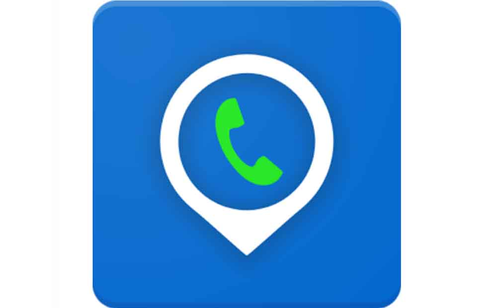 Android'de telefon numaralarının yerini bilme uygulamasıPhone2Location