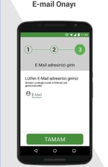 Android Uygulamaları Yetkisiz Erişime Kapatma