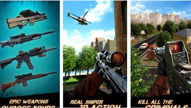 Aim 2 Kill - Sniper Shooter 3D Games Android oyunu indir