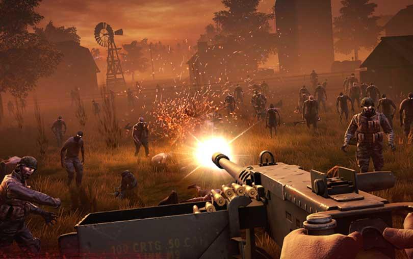 Into the Dead 2 Android öldürme oyunu İndir